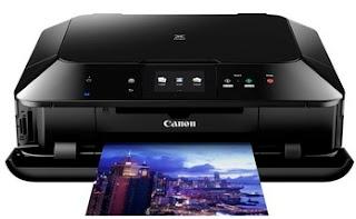 Canon PIXMA MG7160 Driver de impressora