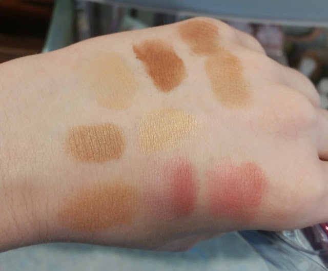p2 LE Beauty goes Safari Swatches Teint