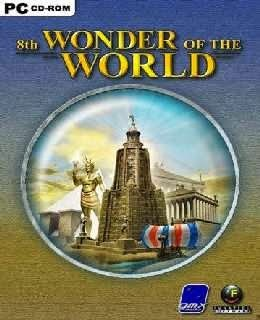 8th wonder of the world game cover , computermastia