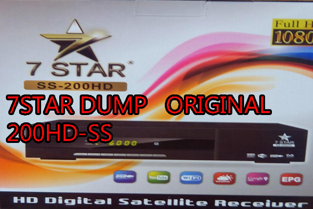 DUMP   ORIGINAL 7STAR SS-200HD