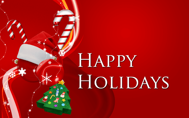 happy holidays images free download