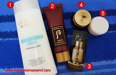 Skincare Routine Malam