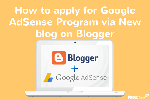 apply google adsense program