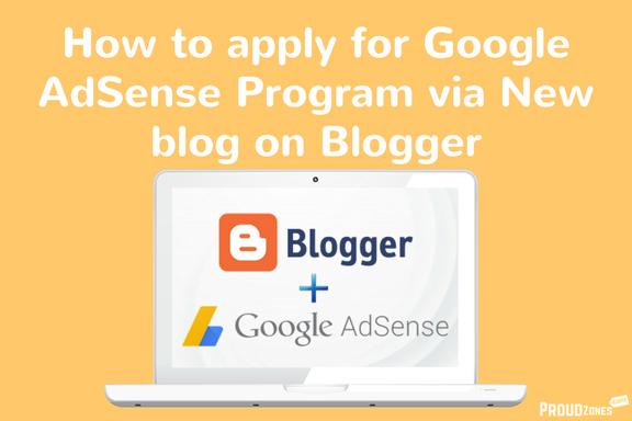 apply google adsense program