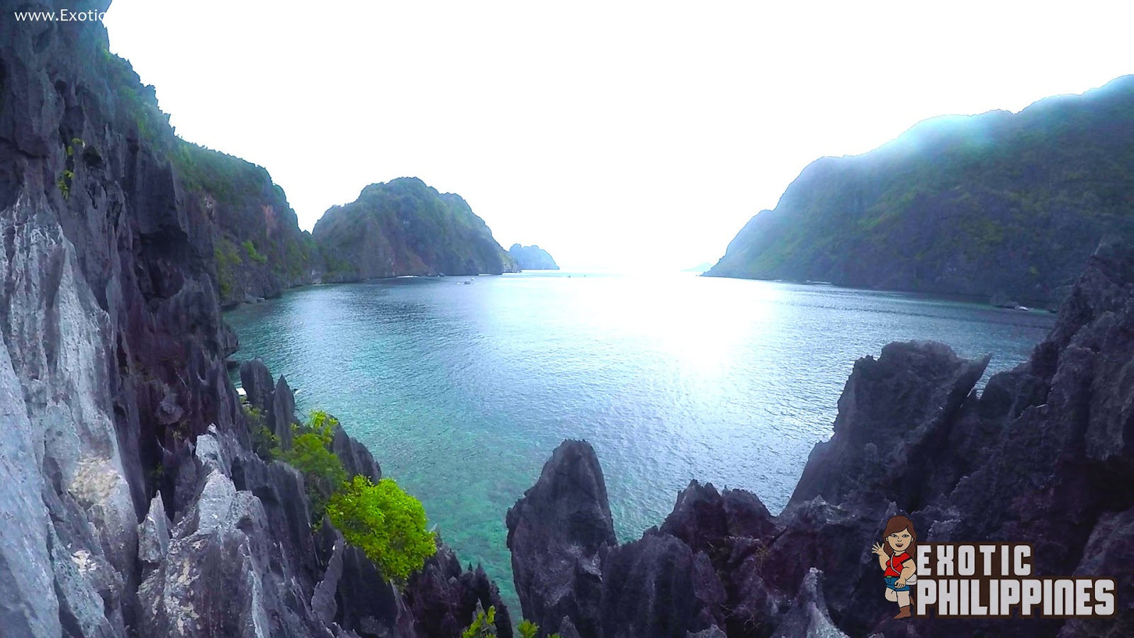 On the Matinloc Shrine of El Nido Palawan Exotic Philippines Travel Blog Blogger