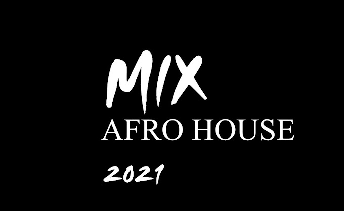 Dj Janilson Shine - Mix Afro House 2021 Vol.1 [Baixar]