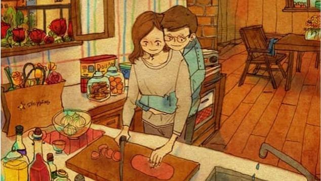 """Δεν """"βοηθάω"""" τη γυναίκα μου, είμαι συνεργάτης της στο σπίτι"""