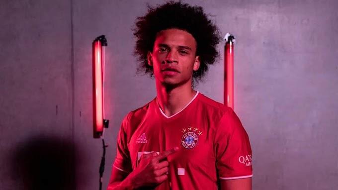 Bayern de Munique oficializa a contratação de Sané; craque chega como o segundo reforço mais caro da história do clube