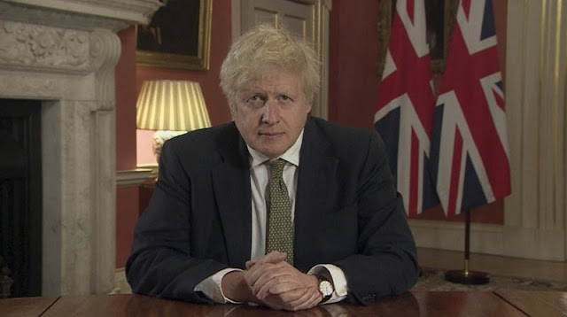 Covid-19: Boris Johnson Announces new lockdown till February in London