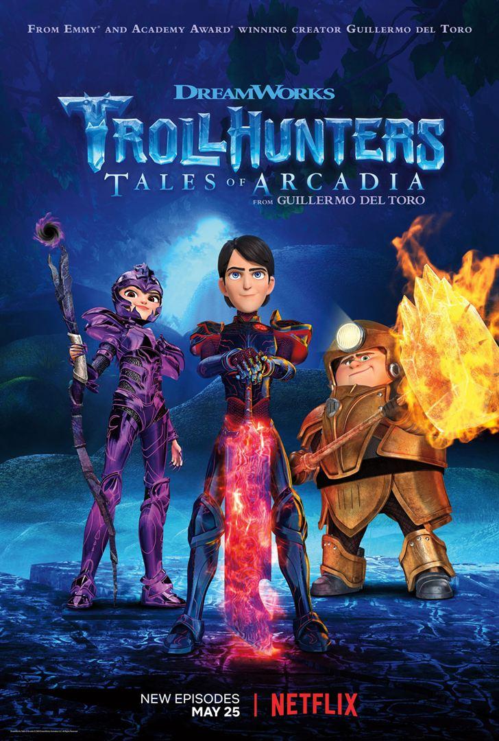 Thợ Săn Yêu Tinh Phần 3 -Trollhunters Ss3