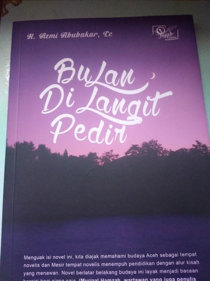 Catatan Untuk Novel  di Langit Pedir