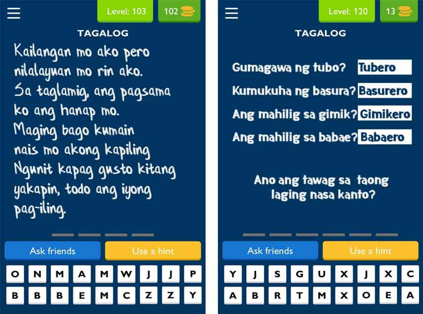 uLOL Game App Questions and Answers from Level 101 - 120 ...