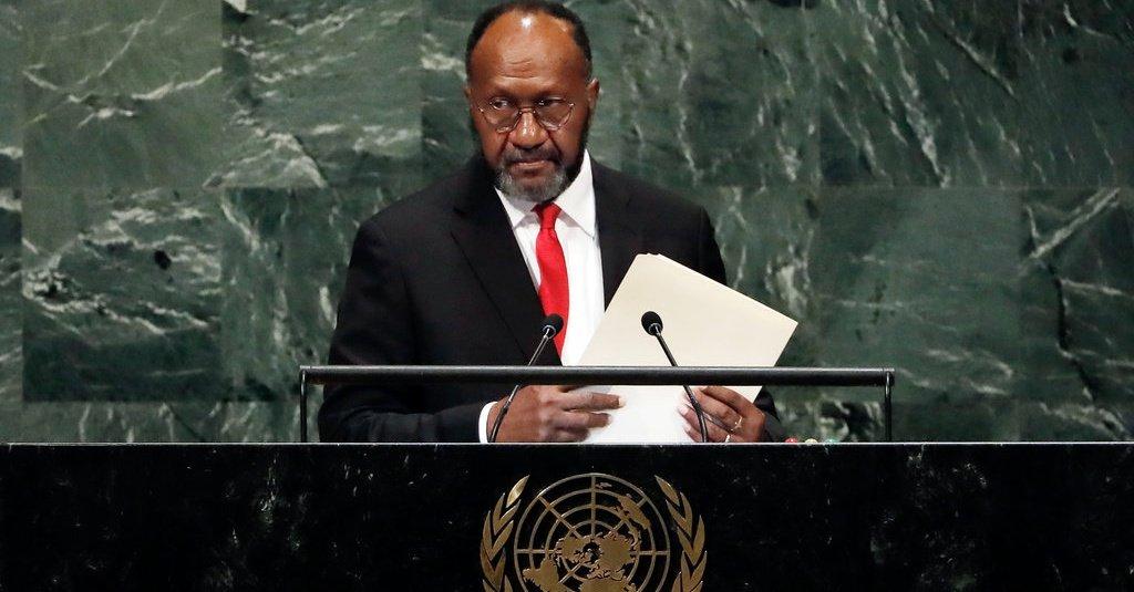 Begini Kronologi Lengkap Vanuatu 'Serang' RI di PBB & Sebut-sebut Papua