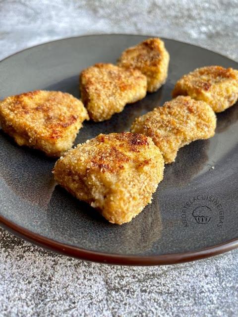 Nuggets IG bas - poulet - Recette facile - IG bas