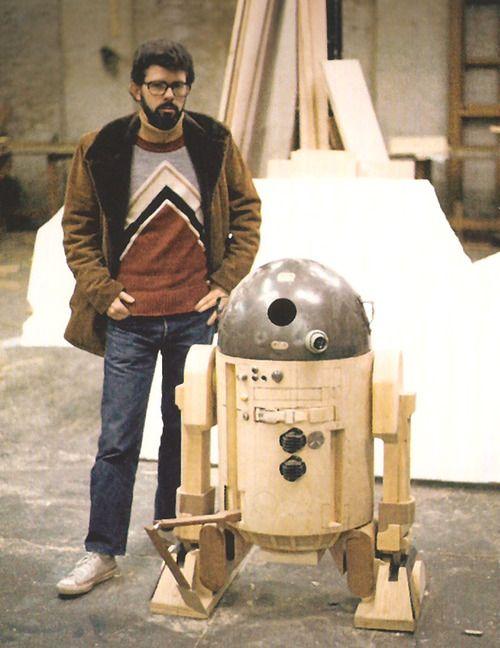 The man behind star wars george lucas
