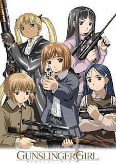 Gunslinger Girl 1ª Temporada Legendado Torrent