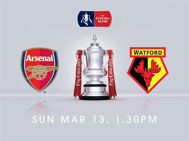 Arsenal injury boost ahead of Watford FA Cup clash
