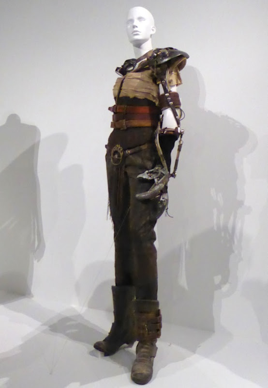 Imperator Furiosa Mad Max Fury Road costume