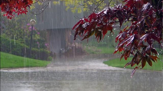 کەشناسی هەرێم :لەهەندێ ناوچەی هەرێم باران بەلێزمەدەباریت