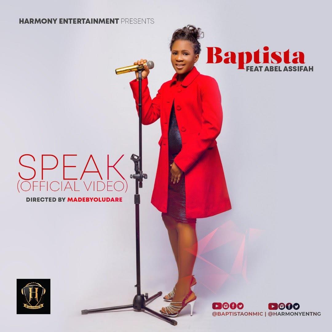 Baptista - Speak ft Abel Assifah #Arewapublisize