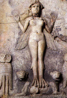 Feast for the First Night: Ishtar, Queen of Heaven, Hell and the Underworld