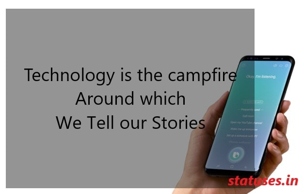 Tech Status & Quotes for Whatsapp
