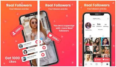 Aplikasi Penambah Followers dan Like 5