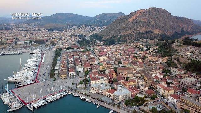 Αθήνα, Θεσσαλονίκη και Ναύπλιο οι top Ελληνικοί προορισμοί για τον Οκτώβριο