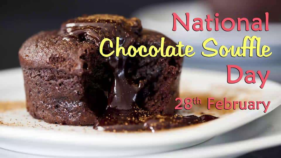 National Chocolate Souffle Day Wishes pics free download