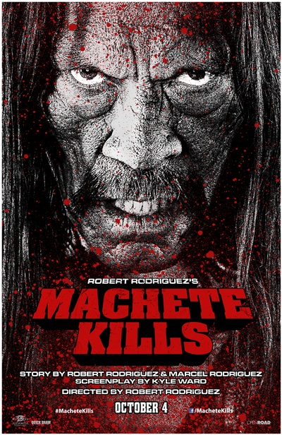 Machete Kills DVDRip Latino