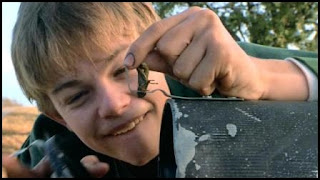 Leonardo DiCaprio en ¿A quién ama Gilbert Grape?