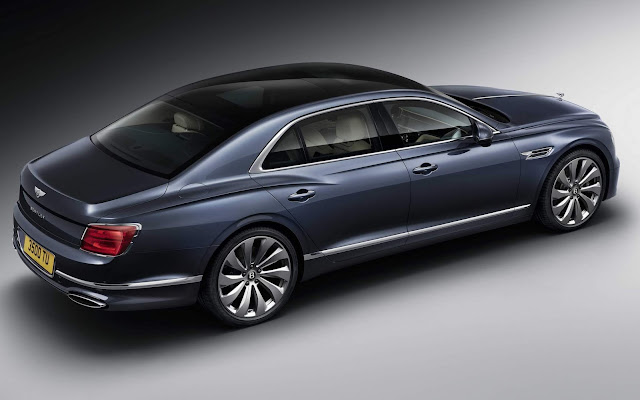 Novo Bentley Flying Spur 2020