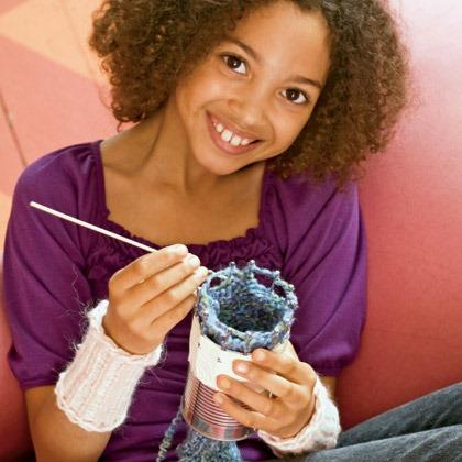 Tin-Can Knitting