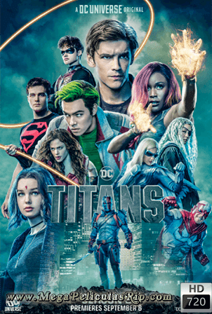 Titans Temporada 2 [720p] [Latino-Ingles] [MEGA]
