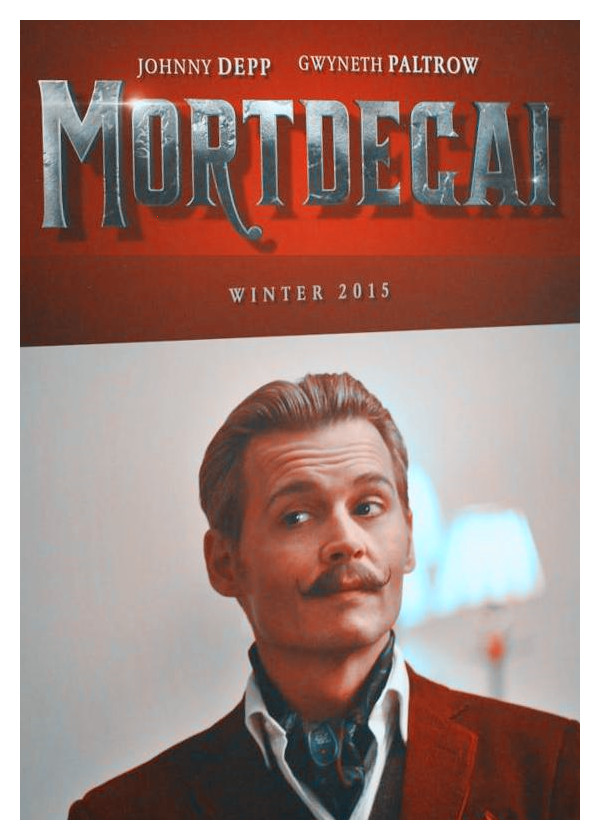 Mortdecai Movie Film 2015 - Sinopsis (Johnny Depp, Gwyneth Paltrow)