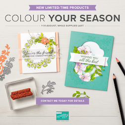 Colour Your Season