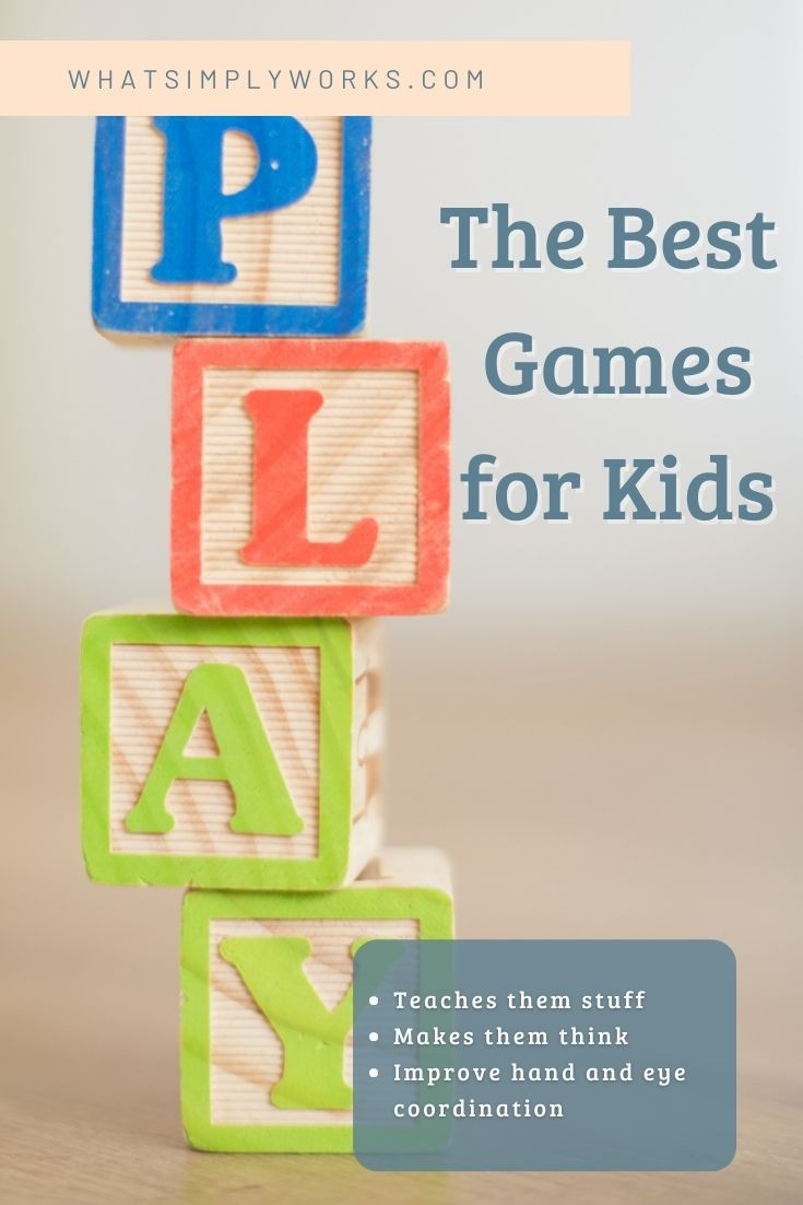 The Best Games for Kids