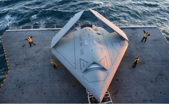 US Navy introduces The Stingray to combat China's 'carrier killer' missile