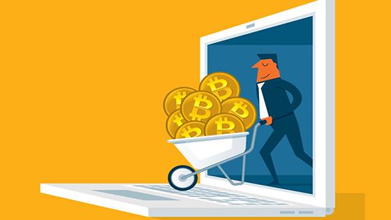 الربح من العملات الرقمية