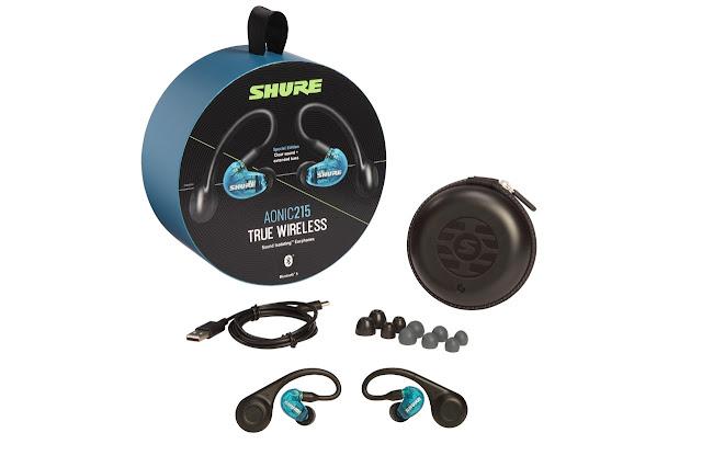 Paket Pembelian Shure Aonic 215