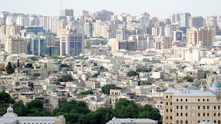 Angry and aggressive business in positive way happens in Baku