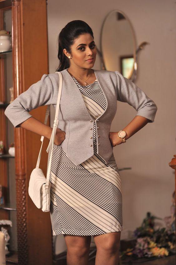 Actress Poorna ShamnaKasim Latest Images