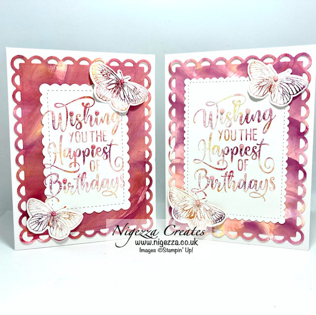 Technique Tuesday July Blog Hop - INK