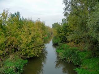 Иванополье. Река Кривой Торец