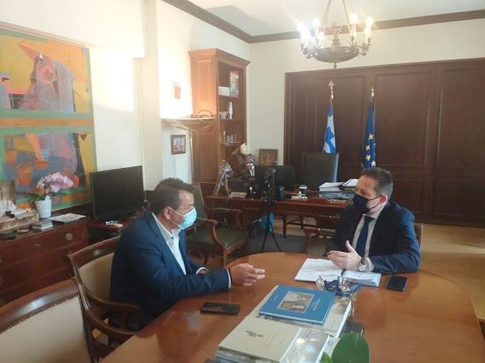 Στο τραπέζι του Υπουργείου Εσωτερικών οι 12 προτάσεις έργων του Δήμου Φυλής