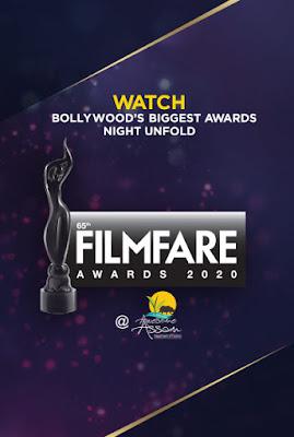 65th Amazon Filmfare Awards 2020 720p HDTV Download