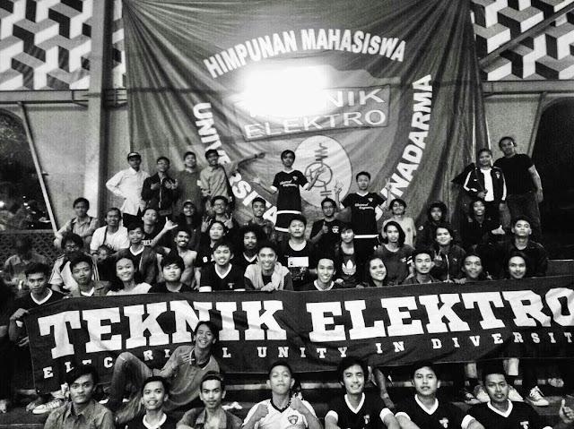 mahasiswa teknik elektro