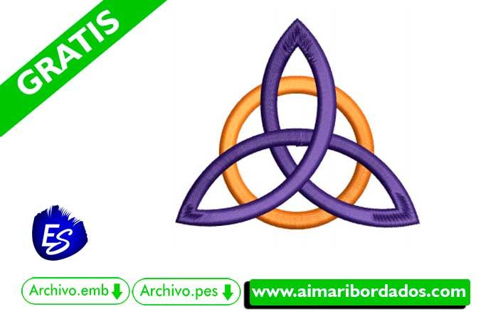 Logo Triptrop Para Bordar