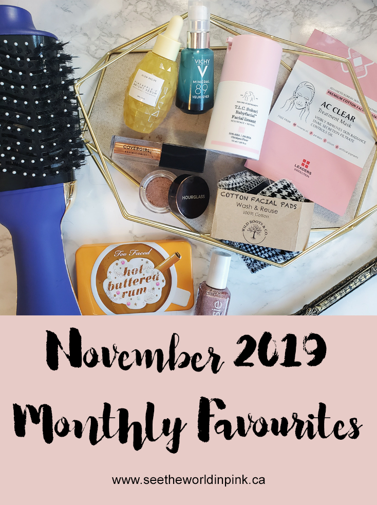 November 2019 - Monthly Favourites!