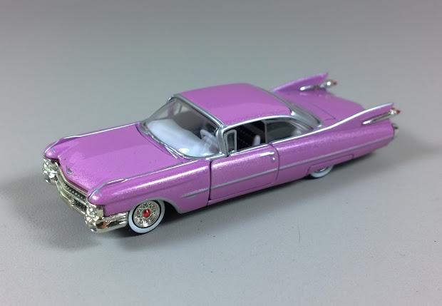 Sixty Four Diecast 1959 Cadillac Series 62 M2